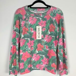 Wildfox | NWT Island Holiday Sommers Sweatshirt